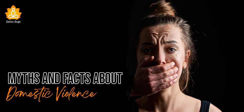 Myths And Facts About Domestic Violence