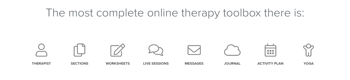 Online-Therapy.com Features