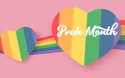 Ways to celebrate Pride Month