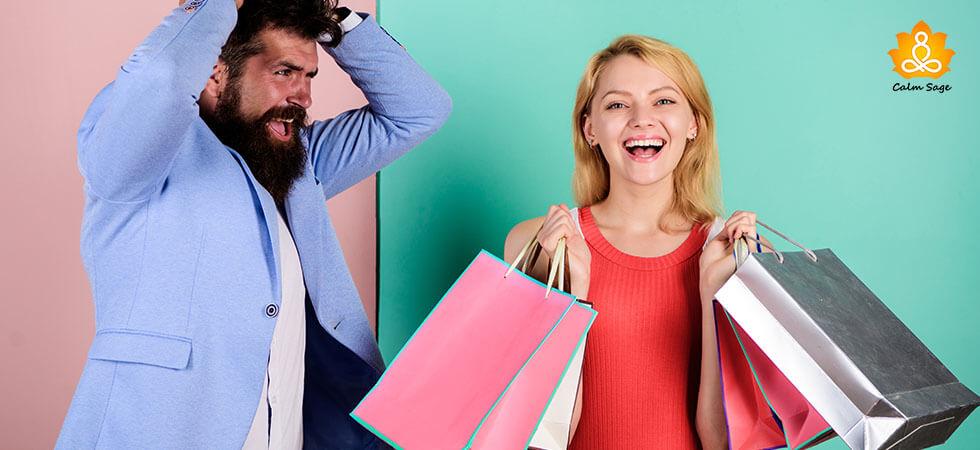 Impulse buying behavior