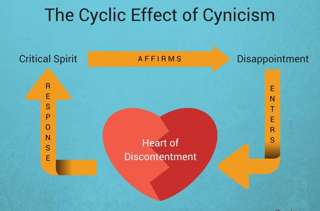 effect of cynicism