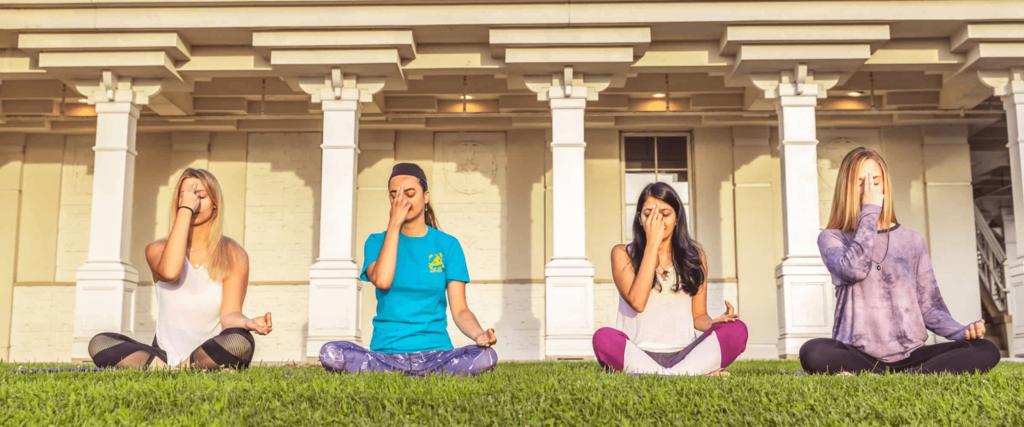 meditation Away from bedroom