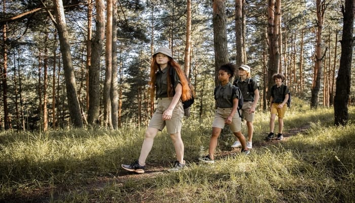Wilderness Therapy Techniques Can Be