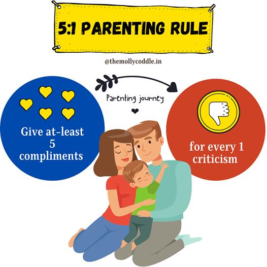 5 1 parenting rule