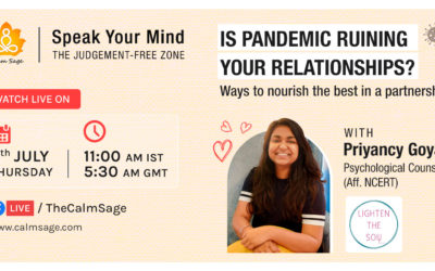 Is Pandemic Ruining Your Relationships