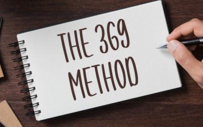 The 369 Method