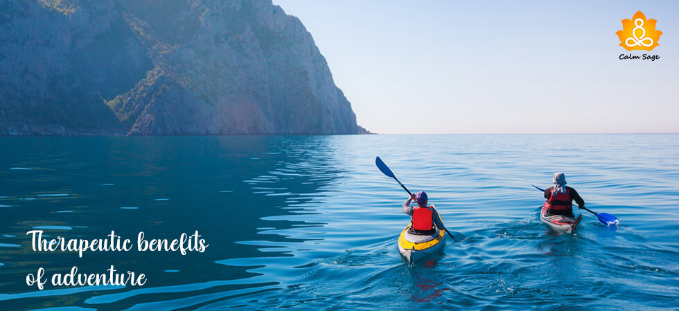 Therapeutic benefits of adventure