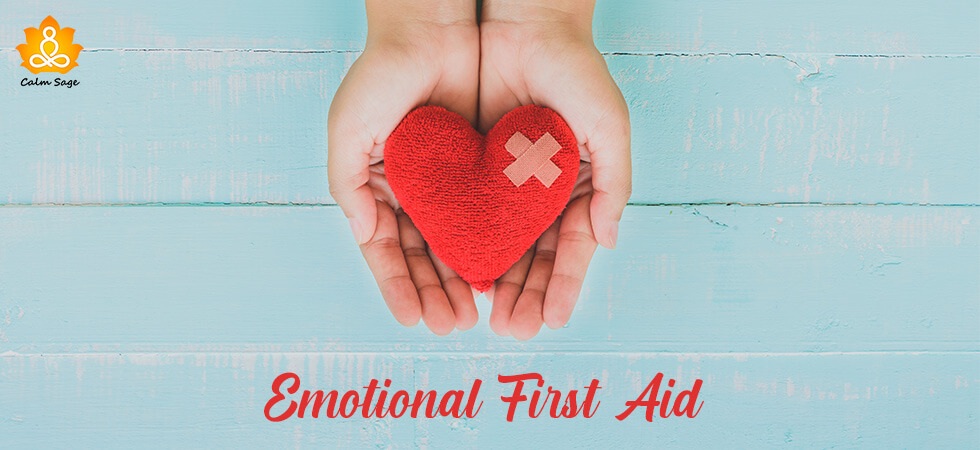 Ways to practice emotional first aid