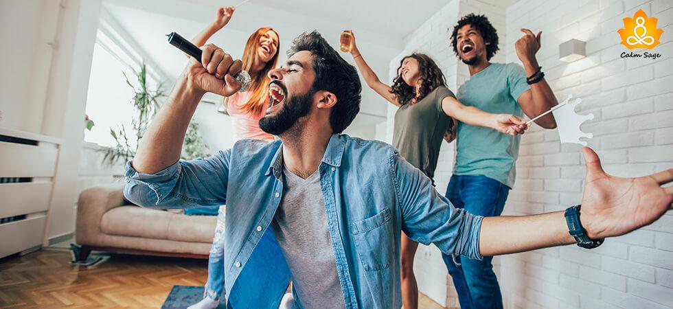 mental health benefits of singing