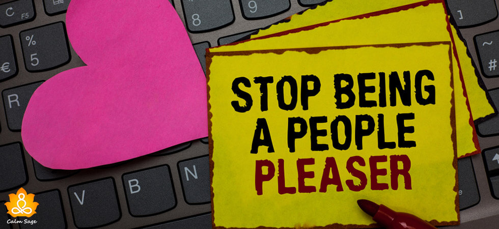 ways to stop being a people pleaser