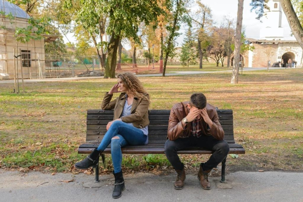 10 Signs Of A Codependent Relationship