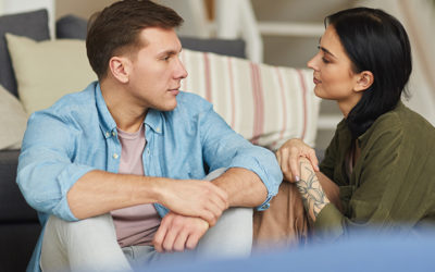 When & How To Talk To Your Partner About Your Depression
